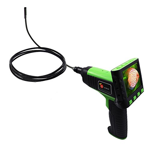 2m-Wireless-35in-LCD-Video-Inspection-Camera-Borescope-Endoscope-220V-0