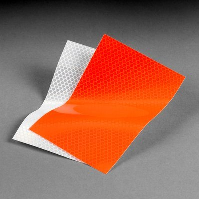 3M-3910-Fluorescent-Flexible-Drum-Wrap-Sheeting-3910-White-You-are-purchasing-the-Min-order-quantity-which-is-1-Rolls-0