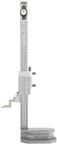 Mitutoyo 514-102 Vernier Height Gauge, 0-300mm Range, 0.02mm Resolution, +/-0.04mm Accuracy, 3.1kg Mass