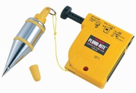 6-Pack-Tajima-PZB-400-Plumb-Rite-Plumb-bob-setter-with-quick-stabilizing-14-oz-bob-0