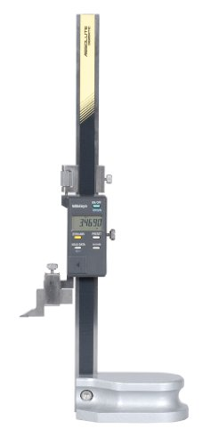 Mitutoyo 570-244, Digimatic Height Gage, 8″ X .0005″/0.01mm, With Output