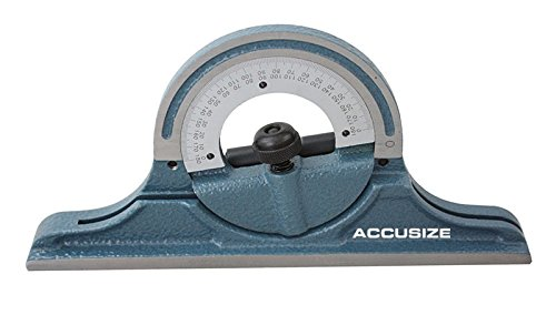 Accusizetools 24 4 Combination Square Ruler Set