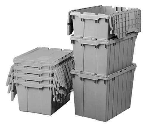 Akro-Mils-RU843HR1420-Powder-Coated-Steel-Panel-Dolly-for-39085-39120-39170-or-66486-Attached-Lid-Containers-Grey-0-1