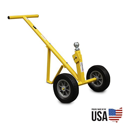American-Cart-Equipment-Trailer-Dolly-for-Ball-or-Pintle-Hitch-500-Pound-Capacity-0