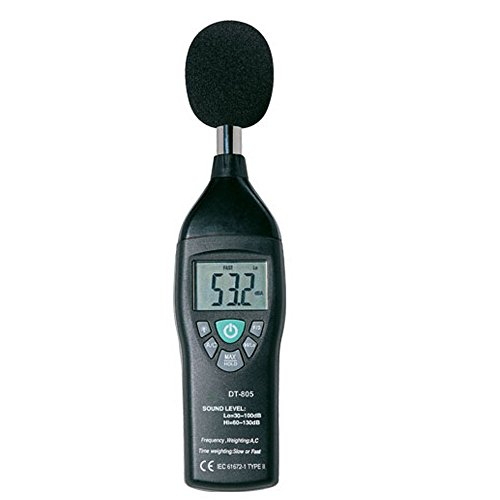BIPEE-DT-805-Sound-Level-Meter-A-C-Frequency-Weighting-30130-Decibel-0