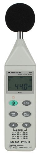 BK-Precision-732A-Digital-Sound-Level-Meter-with-RS-232-Capability-0