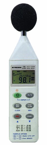 BK-Precision-735-Datalogging-Digital-Sound-Level-Meter-with-RS-232-Software-and-Cable-0