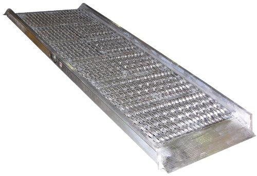 Beacon-Aluminum-Grip-Strut-Walk-Ramp-Height-Range-6-62-Length-16-Capacity-LBS-1000-Wide-Usable-28-Wide-26-Usable-Model-BAWR-G-28-16A-0