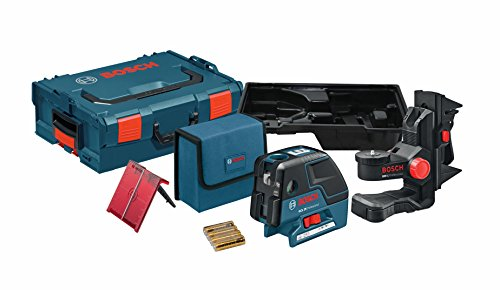 Bosch-GCL-25-Self-Leveling-5-Point-Alignment-Laser-with-Cross-Line-and-L-BOXX-Storage-Case-0-1