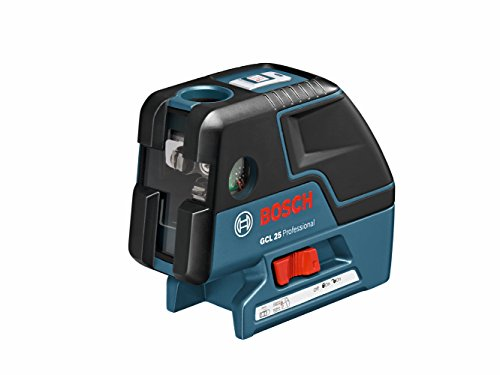 Bosch-GCL-25-Self-Leveling-5-Point-Alignment-Laser-with-Cross-Line-and-L-BOXX-Storage-Case-0