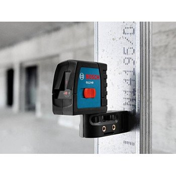 Bosch-GLL2-40-Self-Level-Cross-Line-Laser-Up-To-30-Feet-0-0