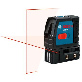 Bosch-GLL2-40-Self-Level-Cross-Line-Laser-Up-To-30-Feet-0