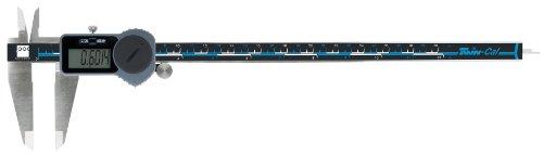 Brown-Sharpe-00590095-Twin-Cal-IP40-Digital-Caliper-0-to-12-Range-00005-Resolution-Square-Depth-Rod-Wireless-Data-Port-0
