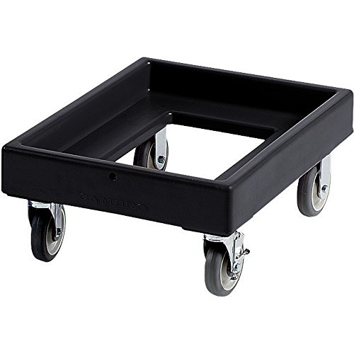 Cambro-CD300110-Black-Camdollies-Food-Box-Dolly-For-Camcarriers-0
