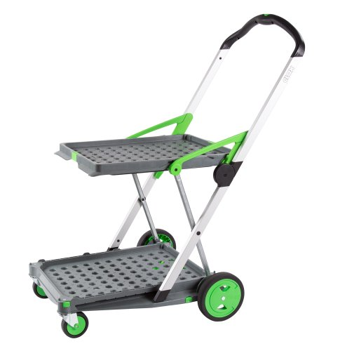 Clax-Cart-Mobile-Folding-Cart-Grey-0-0