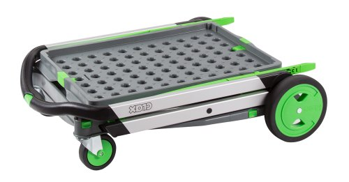Clax-Cart-Mobile-Folding-Cart-Grey-0-1