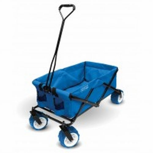 Creative-Outdoor-900178-Baseball-Folding-Wagon-without-Canopy-and-Basket-Red-0