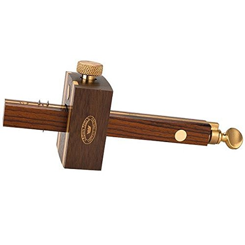 Crown-Rosewood-and-Brass-Marking-Gauge-154W-0