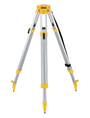 DEWALT-DW0736-58-Inch-11-Threaded-Flat-Head-Tripod-0