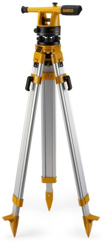 Dewalt Dw090pk 20x Builder S Level Package With Tripod And