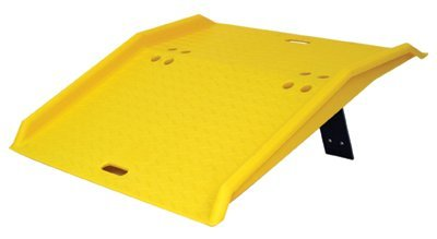 Eagle-1795-High-Density-Polyethylene-Portable-Dockplate-Yellow-750-lbs-Load-Capacity-36-Length-35-Width-5-Height-0