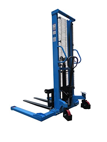 Eoslift-Straddle-Legs-Hand-Manual-Stacker-2200LBS-Capacity-63-Lift-Height-0