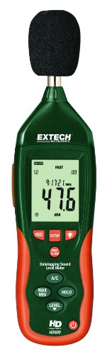 Extech-Instruments-Sound-Datalogger-with-Nist-0