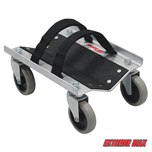 Extreme-Max-V-Slides-Aluminum-Snowmobile-Dollies-0-0