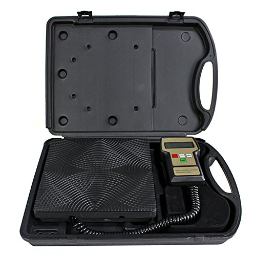 F2C-Refrigerant-Digital-Electronic-Charging-Weight-Scale-220-lbs-for-HVAC-with-Case-0