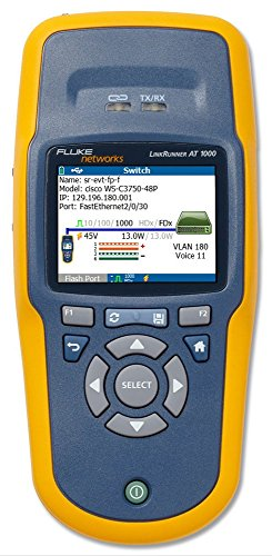 Fluke-Networks-LinkRunner-0