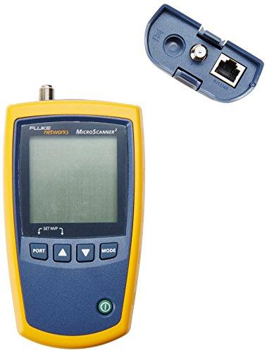 Fluke-Networks-MicroScanner-2-0-0