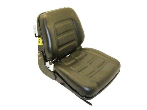 Forklift-Supply-Aftermarket-Clark-Seat-Vinyl-wSwitchPN-2389314R-0