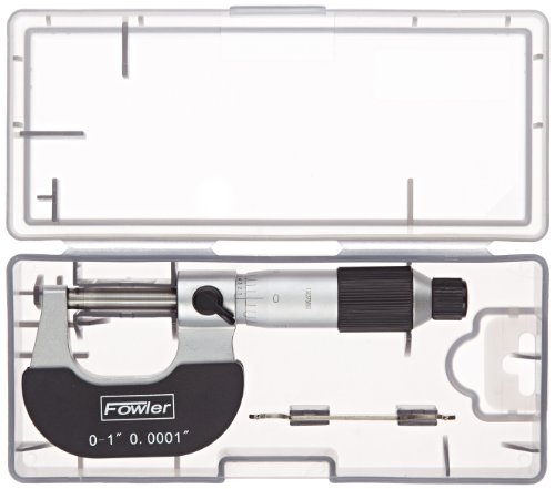 Fowler-52-229-Series-Swiss-Style-Outside-Inch-Micrometer-00001-Graduation-0-1