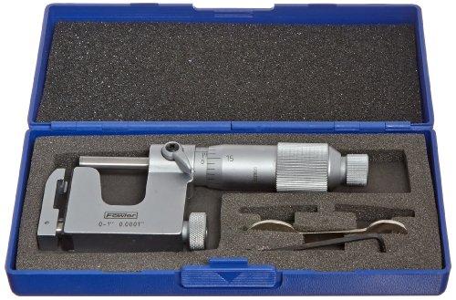 Fowler-52-252-001-Multi-Anvil-Micrometer-0-1-Measuring-Range-00001-Graduation-0-0