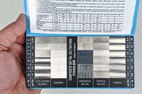 Fowler-52-720-000-Surface-Roughness-Standards-Complete-Scale-Set-30-Specimens-0-0
