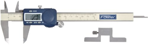 Fowler-54-008-715-Xtra-Value-Caliper-and-Depth-Attachment-Combo-0-6-Caliper-Range-0