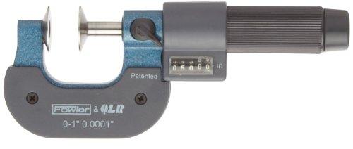 Fowler-EZ-Read-Disc-Digit-Micrometer-00001-Graduation-00002-Accuracy-0