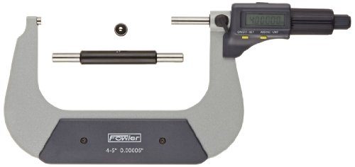 Fowler-Electronic-Outside-Micrometer-0000050001mm-Resolution-RS-232-Output-0-0