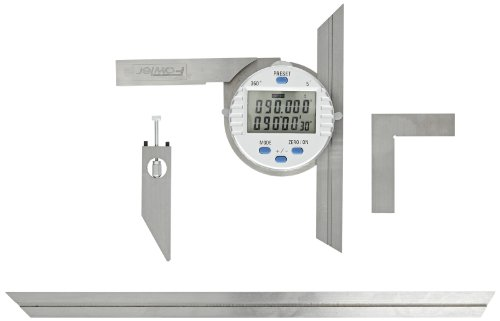Fowler-Stainless-Steel-Electronic-Universal-Digital-Protractor-0