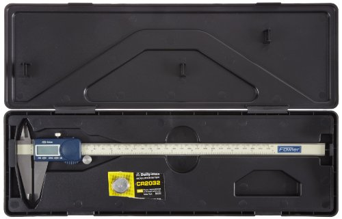 Fowler-Stainless-Steel-Frame-Xtra-Value-Cal-Electronic-Caliper-0-1