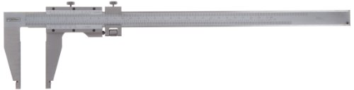 Fowler-Stainless-Steel-Master-Vernier-Caliper-with-Satin-Chrome-Finish-0001-Graduation-0