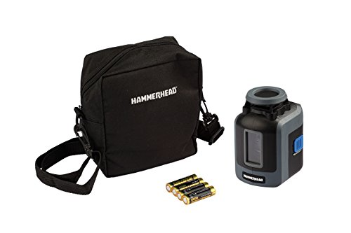 HAMMERHEADHLCL360Self-Leveling-360-Degree-Cross-Line-Laser-0-0