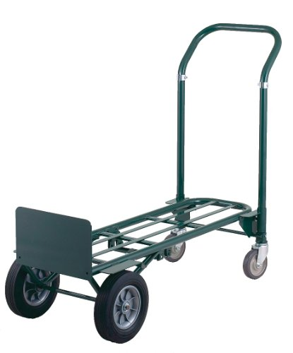 Harper-Trucks-DTT16048-800-Pound-Capacity-Steel-Convertible-Hand-Truck-with-Latch-0-0