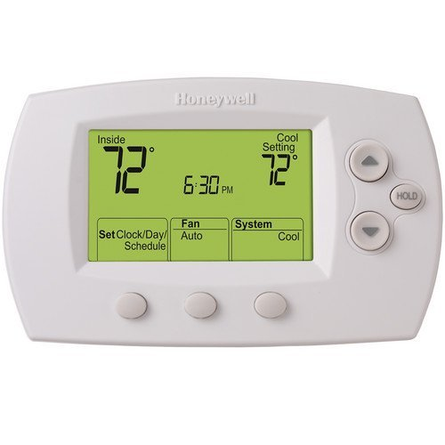 Honeywell-TH6220-FocusPro-6000-5-1-1-Programmable-Heat-Pump-Thermostat-0
