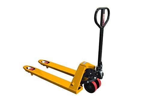 Hu-Lift-PJ272148-Narrow-Manual-Pallet-Truck-5500-Pound-Capacity-21-Length-x-48-Width-0
