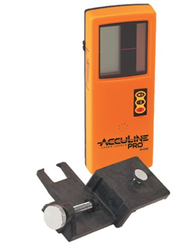 JOHNSON-AccuLine-Pro-40-6700-One-Sided-Laser-Detector-with-Clamp-0