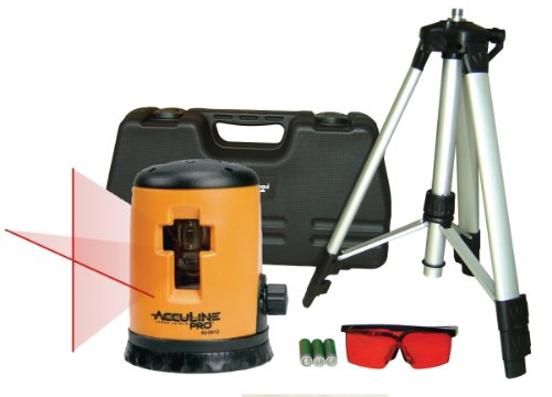 Johnson-Level-and-Tool-40-0921-Self-Leveling-Cross-Line-Laser-Level-Kit-0-0