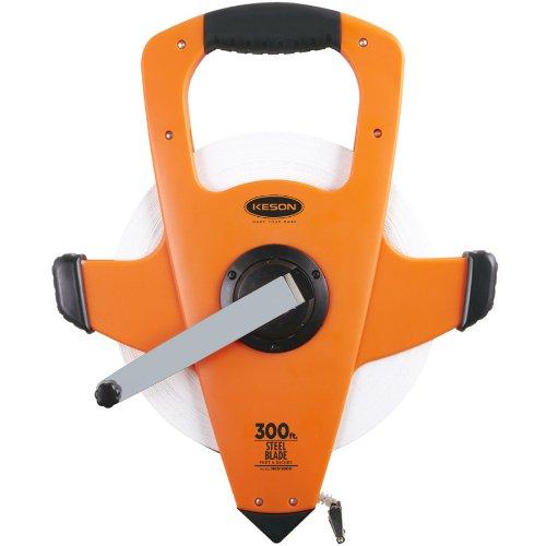 Keson-NRS18300-300ft-Nylon-Reinforced-Steel-Blade-Speed-Rewind-0