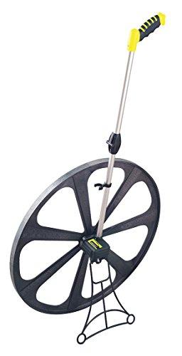 Komelon-MK79M-Measuring-Wheel-for-Meters-25-Inch-Hi-Viz-Yellow-0