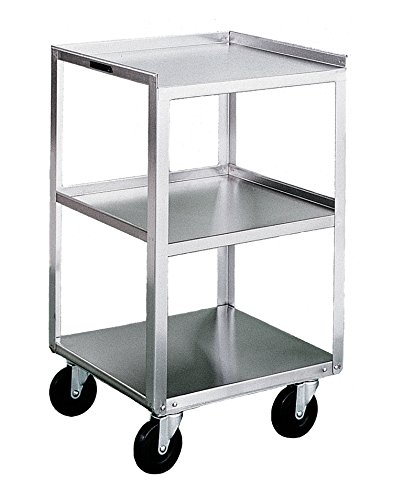 Lakeside-359-Stainless-Steel-Mobile-Equipment-Stand-Weight-Capacity-300-lb-3-Shelves-16-34-x-18-34-x-30-18-0